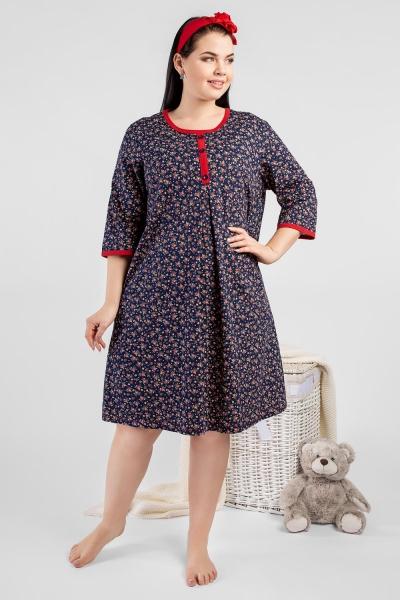 Платье трикотажное оптом от производителя