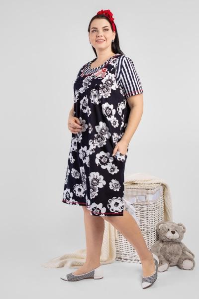Туника. Женская трикотажная одежда оптом.